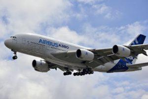 Un Airbus dans le ciel