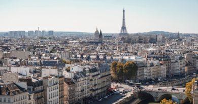Une vue du 7e arrondissement de Paris