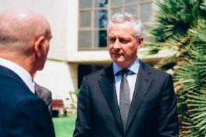 Bruno le Maire, ministre de l'économie français