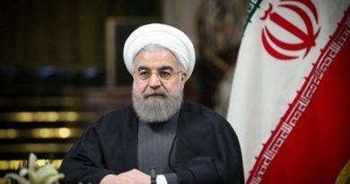 Hassan Rohani en juin 2019