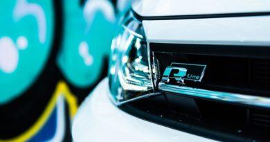 Un modèle du GT Line de Volkswagen