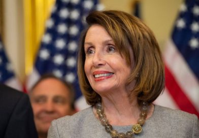 Nancy Pelosi, président démocrate de la chambre des representants.