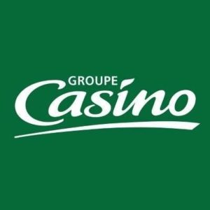 Logo du Groupe Casino.