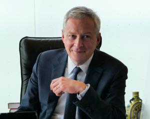 Bruno Le Maire, le ministre français de l'Economie.