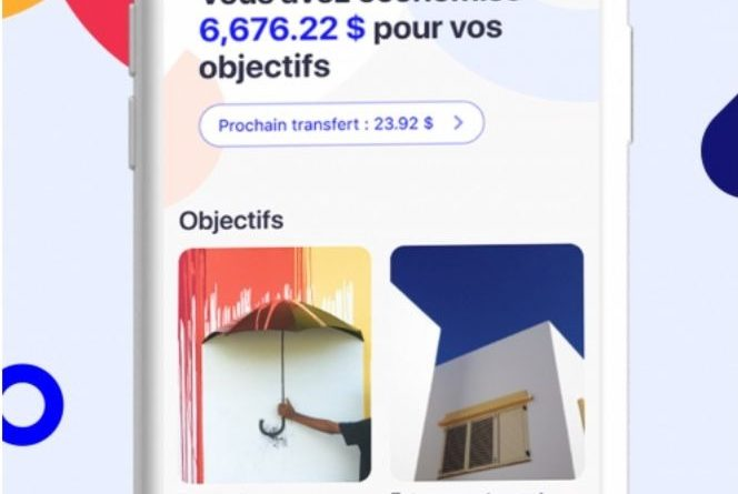 Une interface de l'application Moka.
