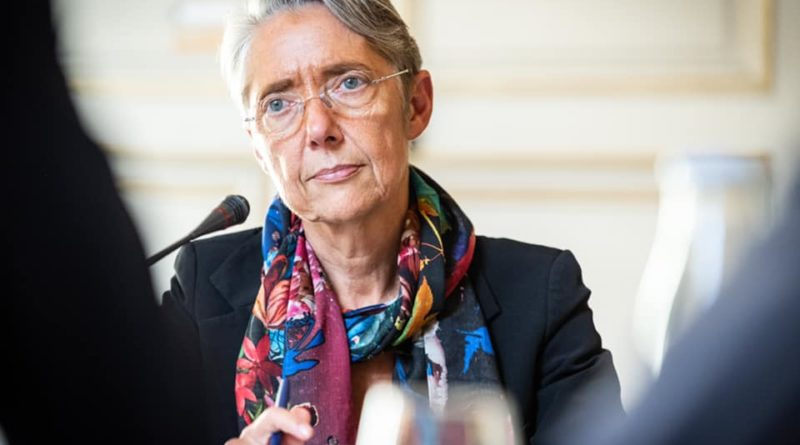 Elisabeth Borne, ministre di Travail.