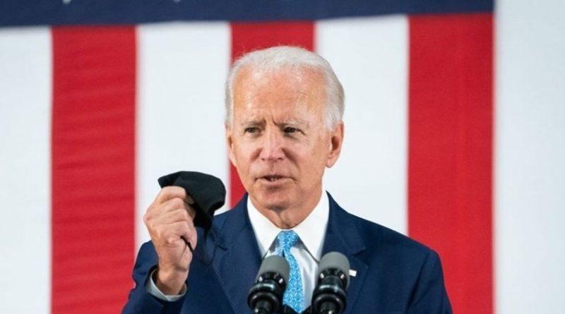 Joe Biden, le candidat démocrate à la présidentielle américaine de novembre 2020.